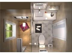 3~5㎡的小户型卫生间怎么装修好?看完秒懂