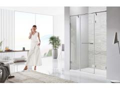 玫瑰岛淋浴房打造大众消费者品牌