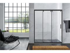 你要的好浴房,玫瑰岛PPH不锈钢三联动淋浴房实测