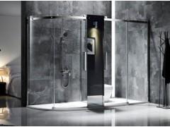 淋浴房隔断怎么做好?怎么设计好看?