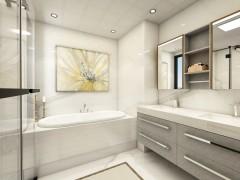 学会这招,分分钟提高卫生间逼格之8848浴室柜